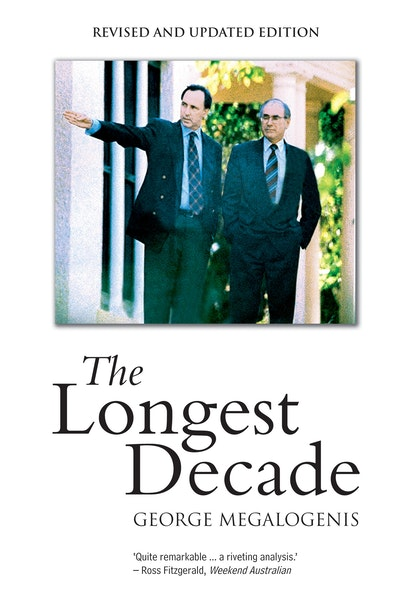 Book Cover: The Longest decade