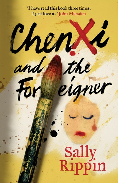 Book Cover:  Chenxi and the Foreigner
