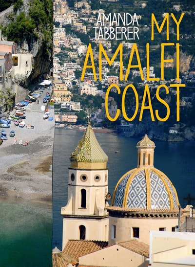 Book Cover:  My Amalfi Coast