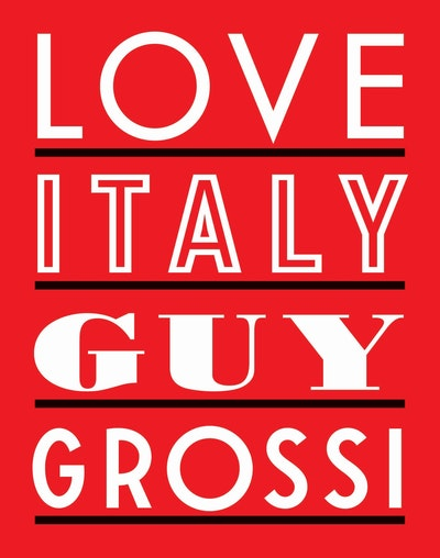Book Cover:  Love Italy
