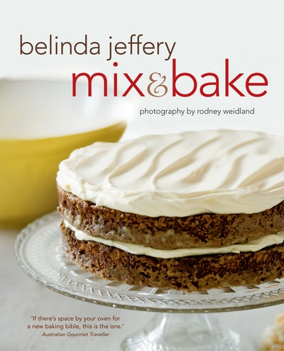 Book Cover:  Mix & Bake