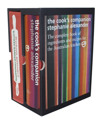 Book Cover:  Stephanie Alexander Gift Set