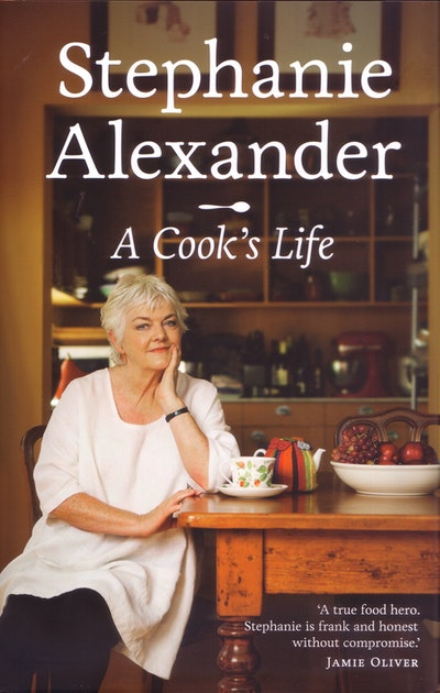 Book Cover: A Cook's Life