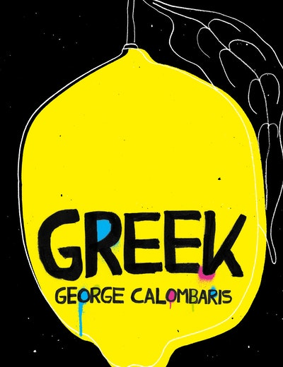 Book Cover:  Greek