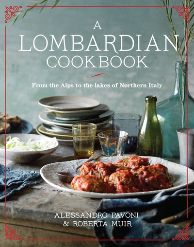 Book Cover: A Lombardian Cookbook