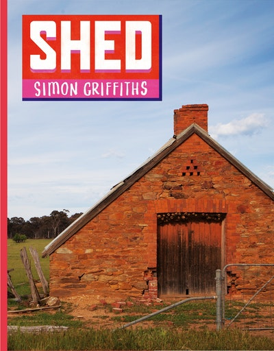 Book Cover:  Shed