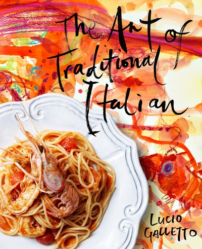 Book Cover:  Art Of Traditional Italian, The