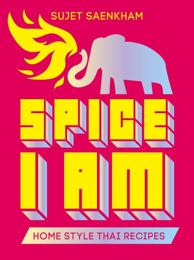 Book Cover:  Spice I Am