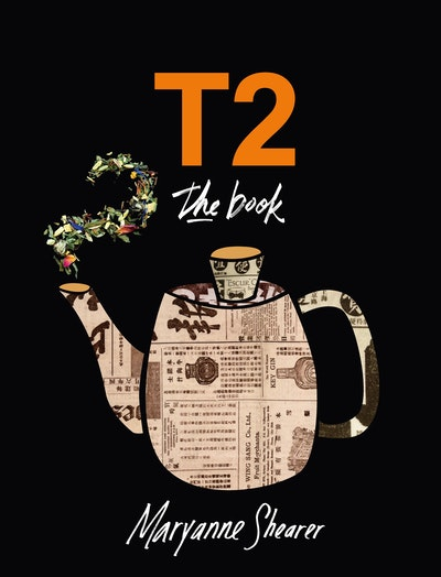 Book Cover:  T2: The Book