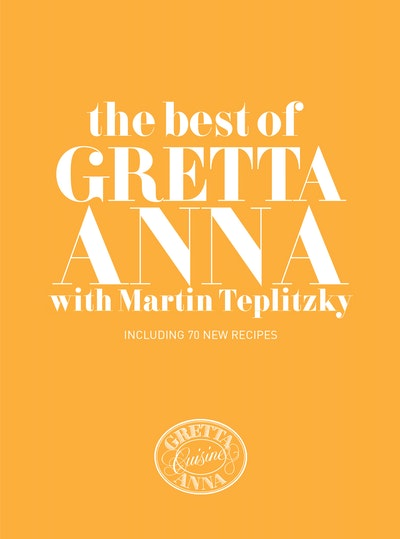 Book Cover: The Best of Gretta Anna with Martin Teplitzky
