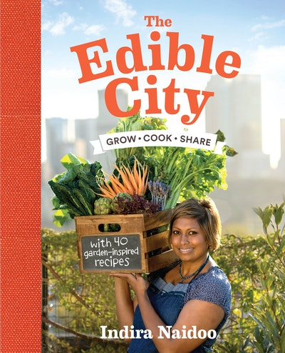 Book Cover:  Edible City