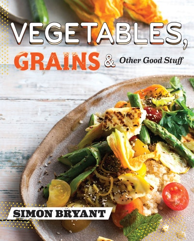 Book Cover:  Vegetables, Grains & Other Good Stuff