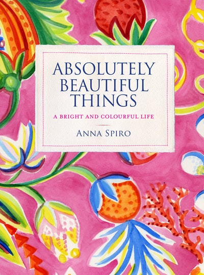Book Cover:  Absolutely Beautiful Things