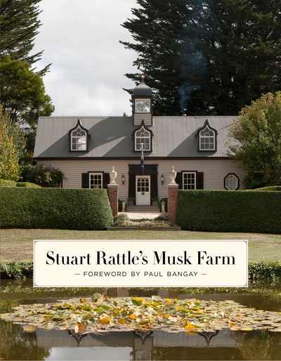 Book Cover:  Stuart Rattle's Musk Farm