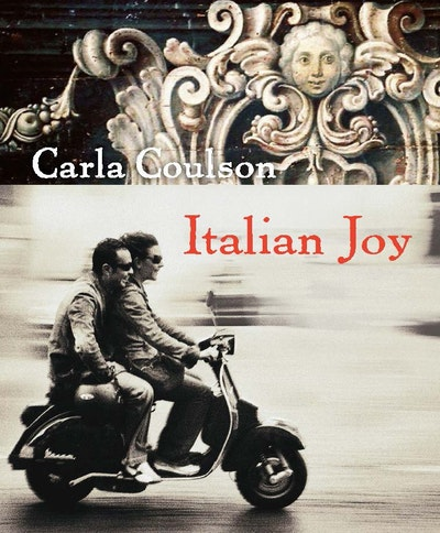 Book Cover:  Italian Joy