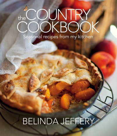 Book Cover: The Country Cookbook: Seasonal recipes from my kitchen