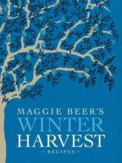 Book Cover:  Maggie Beer's Winter Harvest Recipes
