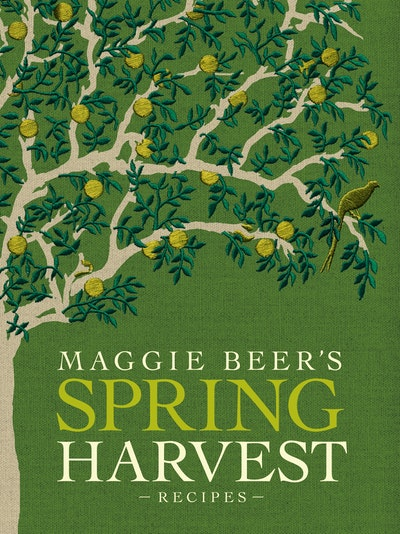 Book Cover:  Maggie Beer's Spring Harvest Recipes