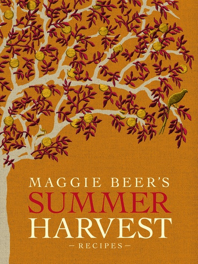 Book Cover:  Maggie Beer's Summer Harvest Recipes