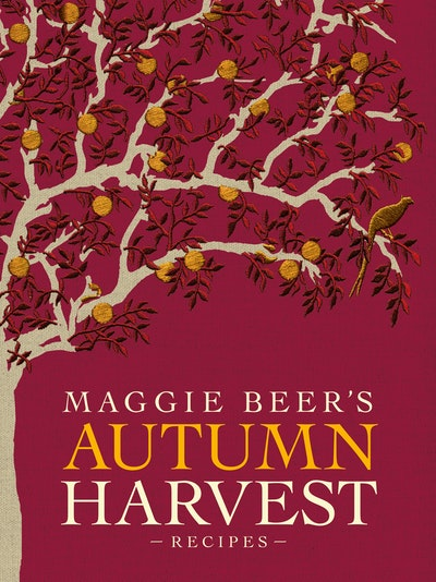 Book Cover:  Maggie Beer's Autumn Harvest Recipes
