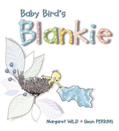 Book Cover:  Baby Bird's Blankie