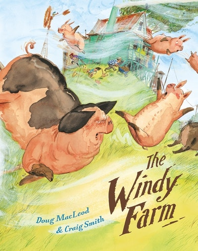 Book Cover: The Windy Farm