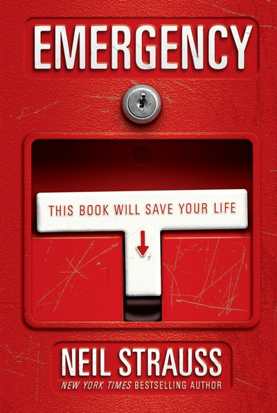Book Cover:  Emergency