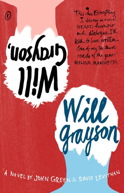 Book Cover:  Will Grayson, Will Grayson