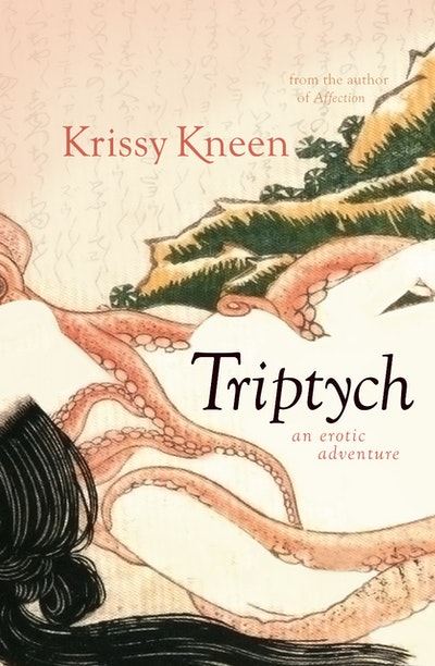 Book Cover:  Triptych