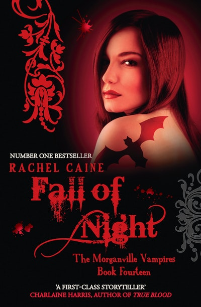 Book Cover:  Fall of Night: The Morganville Vampires Book Fourteen