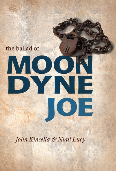 Book Cover: The Ballad of Moondyne Joe