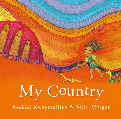 Book Cover:  My Country