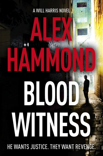 Book Cover:  Blood Witness
