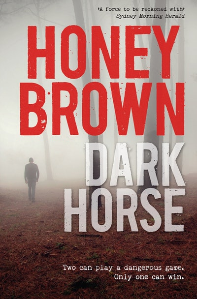 Book Cover:  Dark Horse