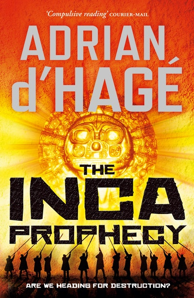 Book Cover: The Inca Prophecy