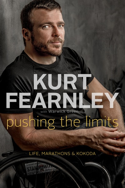Book Cover:  Pushing the Limits: Life, Marathons & Kokoda