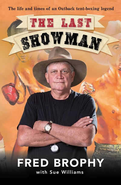 Book Cover: The Last Showman