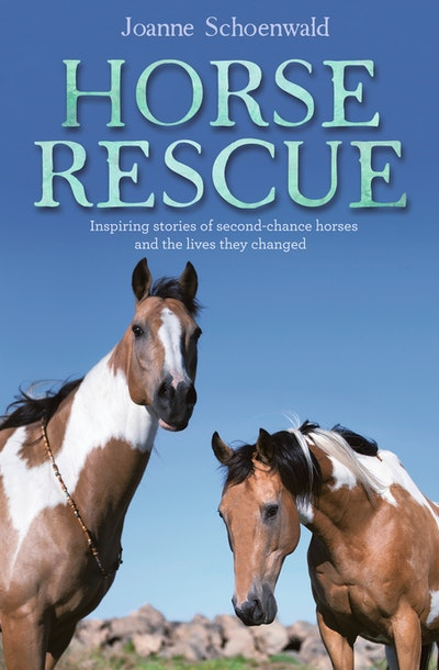 Book Cover:  Horse Rescue: Inspiring Stories Of Second-Chance Horses AndThe Lives They Changed