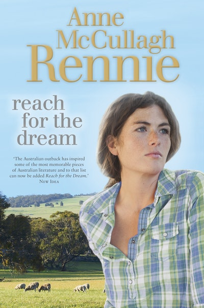 Book Cover:  Reach for the Dream