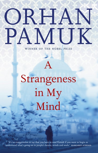 Book Cover:  Strangeness in My Mind