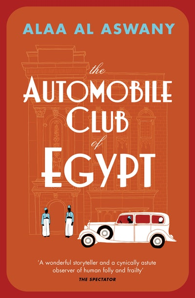 Book Cover: The Automobile Club of Egypt