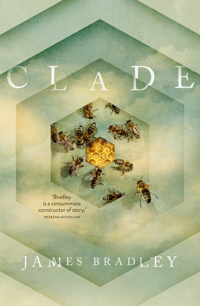 Book Cover:  Clade