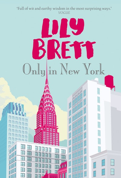Book Cover:  Only in New York