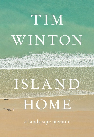 Book Cover:  Island Home