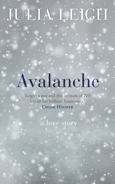 Book Cover:  Avalanche