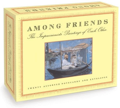 Among Friends, Boxed Notecards