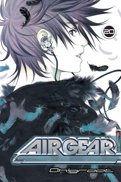 Air Gear 20