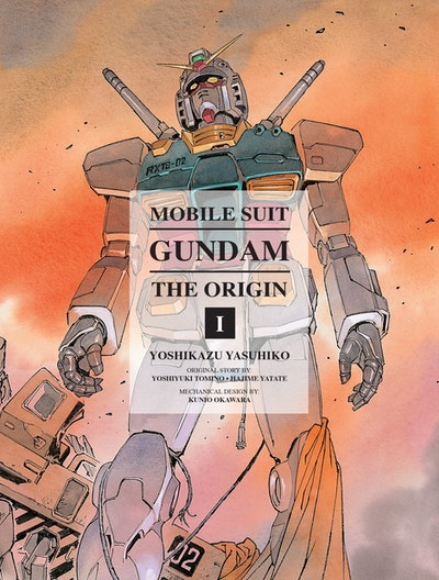 Mobile Suit Gundam The Origin Vol. 1