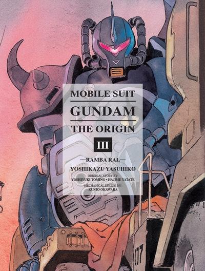 Mobile Suit Gundam The Origin, Volume 3