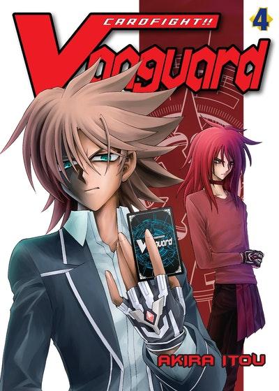 Cardfight!! Vanguard, Volume 4